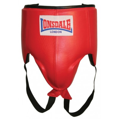 Lonsdale ABDOMINAL GUARD LEATHER