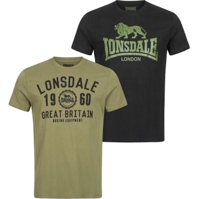 Pack  Lonsdale BANGOR regular fit